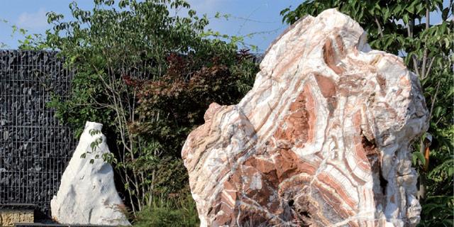 Home n hmer beton kies splitt steinkorb for Gartengestaltung findlinge