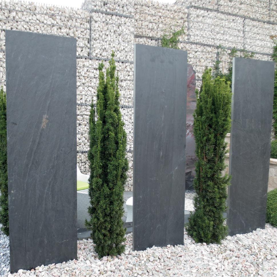 Schieferplatten Exklusive Gartengestaltung Nohmer