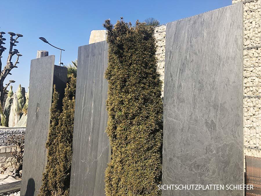 Schiefer Nöhmer Beton Kies Splitt Naturstein Keramik